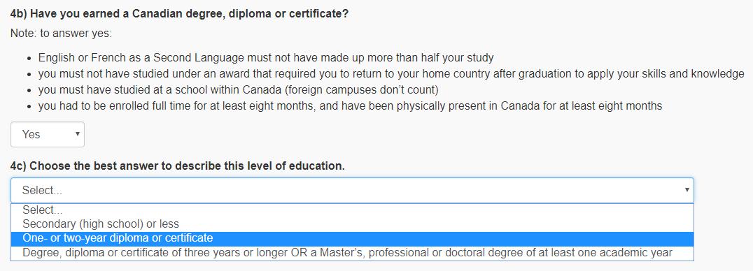 canadian education