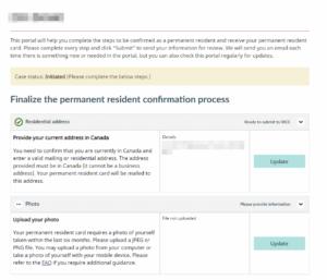 境内登陆流程和首次枫叶卡申请的注意事项